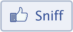 Facebook Sniff Button