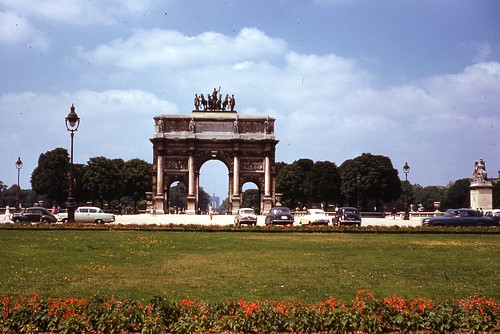 Little Arch of Triumph