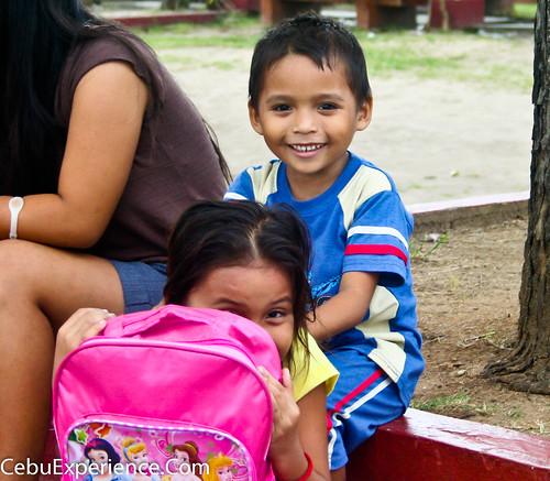 Peek-A-Boo Girl by Exciting Cebu -- Rusty Ferguson, on Flickr