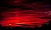 Lighting up the sky (Steve-h) Tags: street trees ireland red chimney sky dublin orange black nature yellow sunrise fire dawn lights europa europe rooftops streetlamps streetlights balcony silhouettes eu roofs lamps chimneys fiery steveh canoneos5dmk2 doublyniceshot doubleniceshot canonef100mmf28lmacroisusm tripleniceshot mygearandme mygearandmepremium artistoftheyearlevel3 artistoftheyearlevel4 4timesasnice 6timesasnice 5timesasnice 7timesasnice