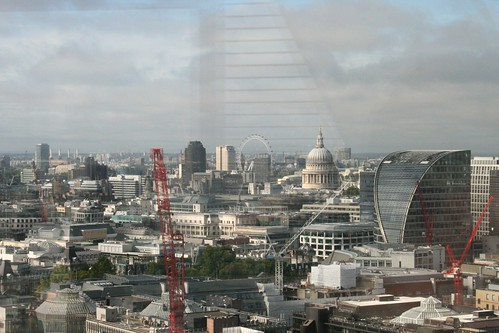 St Pauls and the Eye