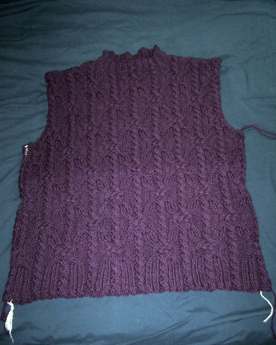Borrowing John's Sweater - Body