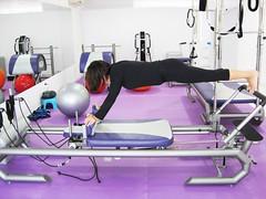 Lipe - Pilates & Reabilitação (newpilates) Tags: pilates equipamentos exercicios demonstracao newpilates