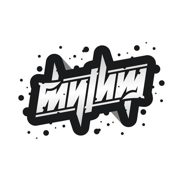 Ambigram - RHYTHM