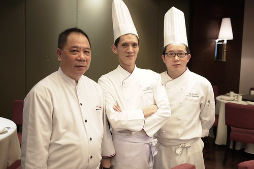 Jasmine Chef Choi, Guest Chefs Wong & Cheg Ng