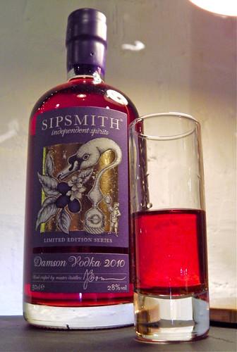 Sipsmith Damson Gin