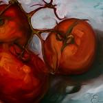 "<b>Nightshade Abundance</b><br/> Gilbertson (LC '04) (Oil paint on canvas, 2010)<a href=""http://farm7.static.flickr.com/6174/6173094871_eaaf116551_o.jpg"" title=""High res"">∝</a>"