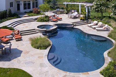 piscinas fotos