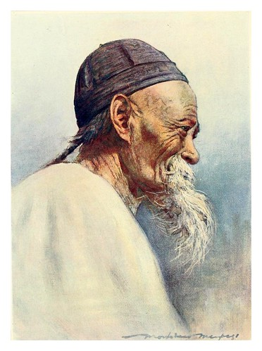 016- Un abuelo-China 1909- Mortimer Menpes