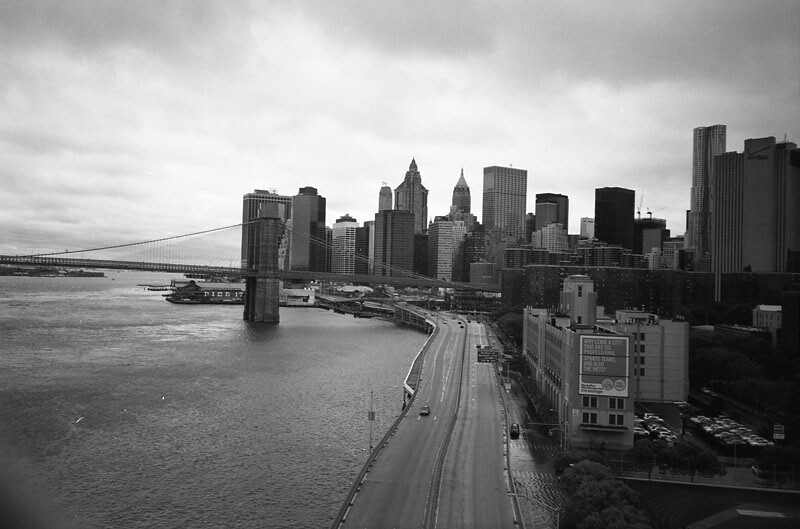 view from the manhattan bridge