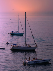 Nautical get-together at beautiful waters of Slovenia. (Bn) Tags: sunset sea party summer holiday travelling guests club port marina watercolor season geotagged boats evening coast italian mediterranean sailing yacht speedboat seagull ships small border sailors cruising images lovers slovenia enjoy captain waters motor yachts nautical piran sailboats popular excursions peninsula topf100 ambience navigation cruises adriatic gettogether seacoast courses discover territorial koper izola seamen slovene pirano portoro 100faves nautics internautica gulfoftrieste bayofpiran gulfofpiran geo:lon=13567525 geo:lat=45530610