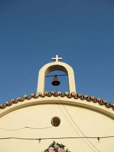 Small church, Malantreni, Greece
