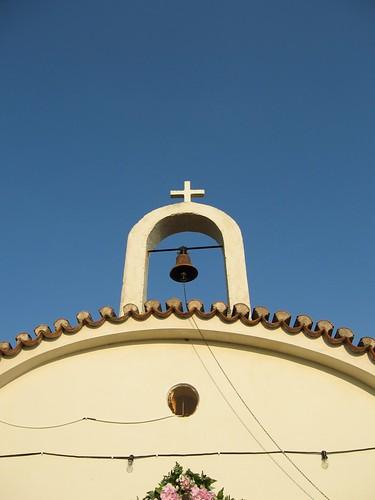 Small church, Malantreni, Greece