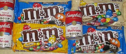Walgreens M&M Register Rewards Deal 2011