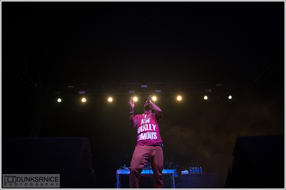 2011 Block Party - University of Riverside, Ca - Big Sean.