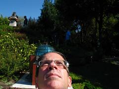 ETWAS HOEHERES by Wolfgang Wildner (Wolfgang Wildner) Tags: city summer sun lake man art tourism face austria see photo sterreich gesicht foto sommer kunst picture krnten carinthia stadt mann tradition bild something somewhere sonne ding blick tourismus ort etwas alltag gegenstand klagenfurt beobachtung irgendwo velden zufall wrthersee fremdenverkehr realitt wildner mariawrth wolfgangwildner