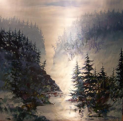 La Naturaleza - Painting - Impressionism