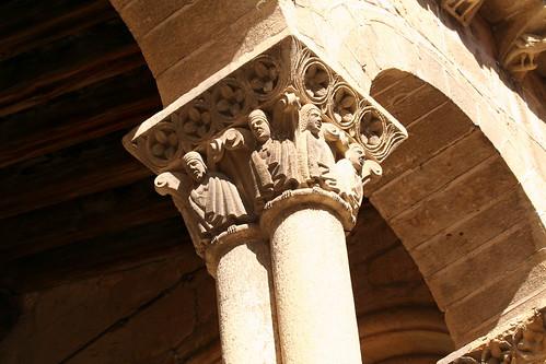 San Martín: romanico de Segovia
