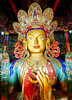 Maitreya. (Prabhu B Doss) Tags: india statue nikon buddha buddhism monastery lama tibetan thikse ladakh dalai prabhu gompa thiksey travelphotography jammuandkashmir 2011 maitreya bikeexpedition incredibleindia prabhub prabhubdoss d7000 zerommphotography 0mmphotography