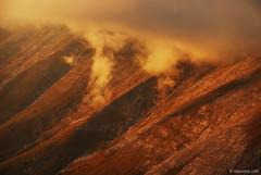 The Marble Ridge of Pirin mountain , Bulgaria (.:: Maya ::.) Tags: sunset mountain nature beauty clouds landscape outdoor peak ridge bulgaria marble  pirin    vihren       koncheto  mayaeye mayakarkalicheva    wwwmayaeyecom