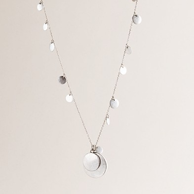 Confetti necklace - JCREW