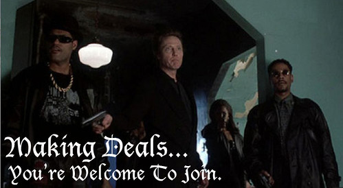 Making Deals: Now Looking for Contributors. by Making Deals Zine