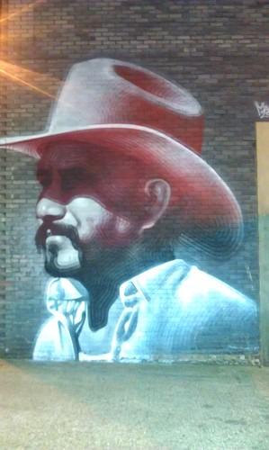 Hewett Street Cowboy