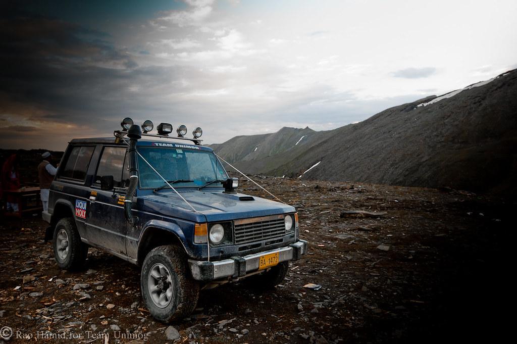 Team Unimog Punga 2011: Solitude at Altitude - 6185988500 c1e2d0af3c b