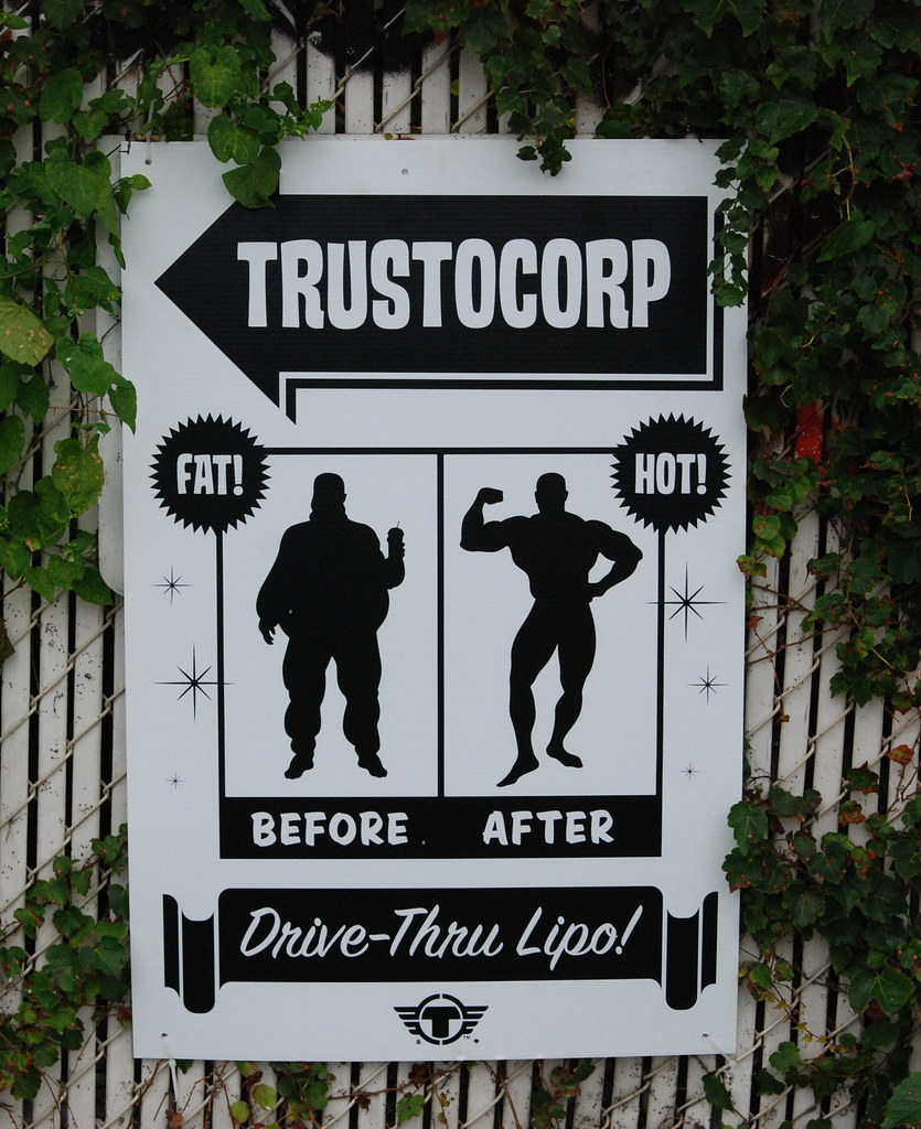 DRIVE THRU LIPOSUCTION