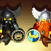 LEGO Collectible Minifigures Series 5 Evil Dwarf vs  Fantasy Era
