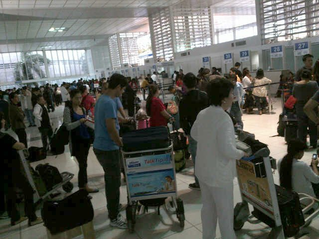 NAIA today