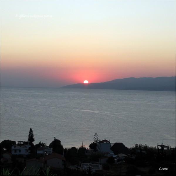 Crete. Limenas Hersonissou