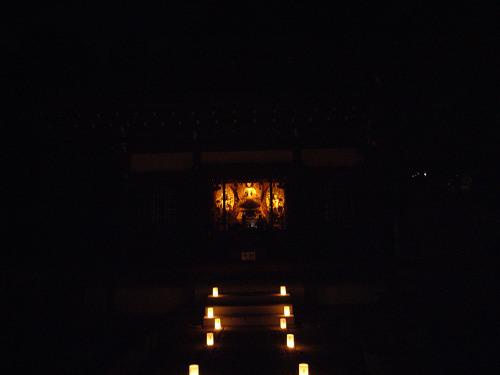 飛鳥光の回廊2011@岡寺-05