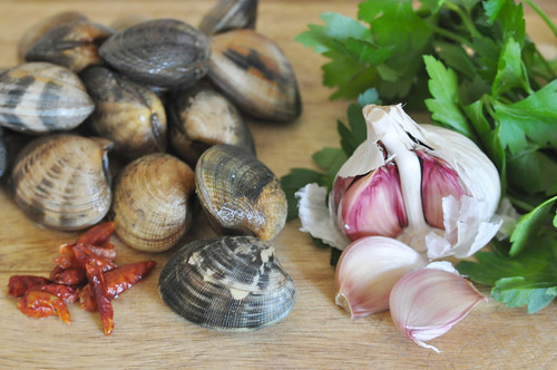Foodie blog: Clams