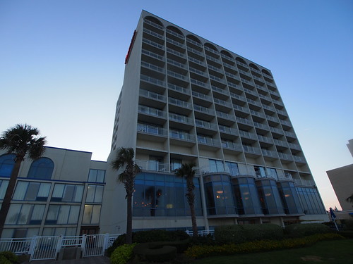 Sheraton Virginia Beach Oceanfront Hotel – Virginia Beach, Virginia