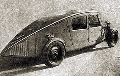 1927 Claveau Prototype 1 (kitchener.lord) Tags: auto france design streamline 1927 claveau