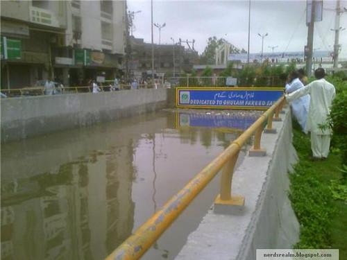 Karachi rain 5
