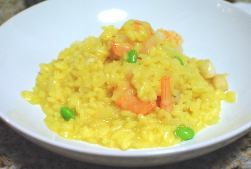 6193705444 7dd27bece8 Seafood Risotto