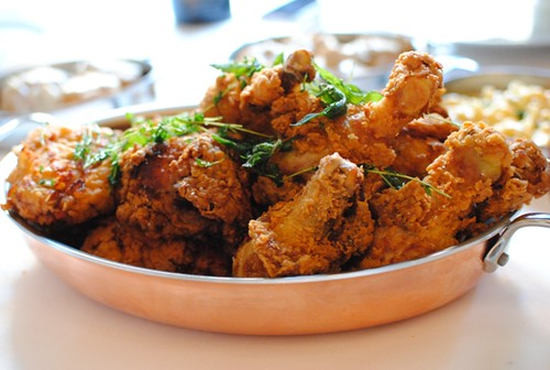6193721222 433e34725c Ad Hoc Fried Chicken @ Bouchon (Beverly Hills, CA)