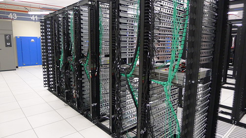 SoftLayer Singapore Data Center