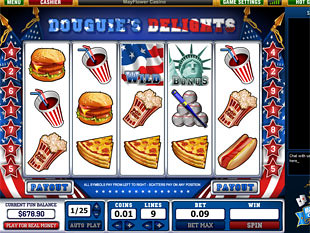 Douguie's Delights slot game online review