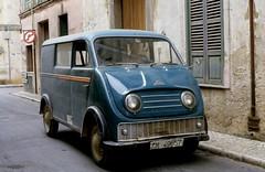 DKW-IMOSA F800S 1962 (TedXopl2009) Tags: dkw f800 imosa schnelllaster f800s pm49657 autounion majorca bestelwagen van