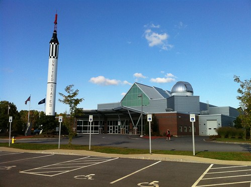 McAuliffe-Shepard Planetarium