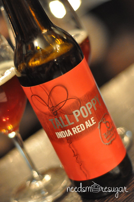 Tall Poppy - India Red Ale