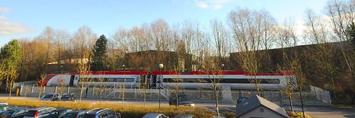 Pendolino Train for film locations