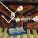 All the fun of a real mermaid skeleton, without the fishy smell