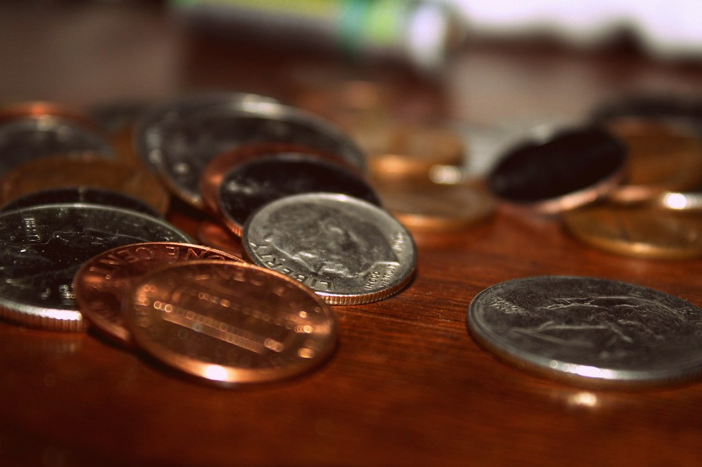 Day Two Hundred and Forty Two- Coins
