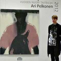 Vuoden nuori taiteilija 2012