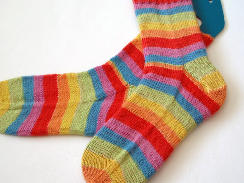 abbies rainbow socks 3