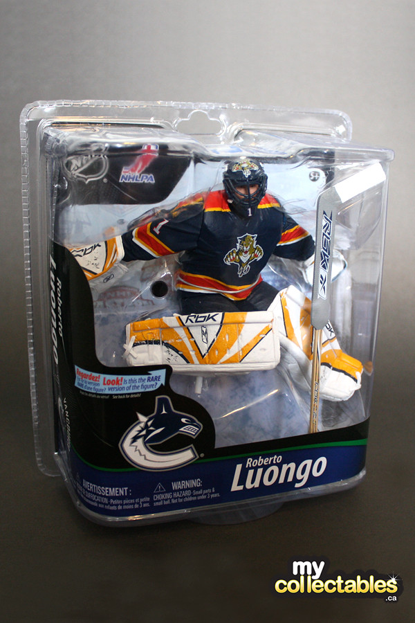 Roberto Luongo (Gold Collector Level) - Panthers